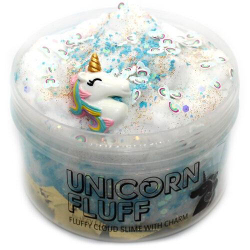 Unicorn fluff Cloud Slime