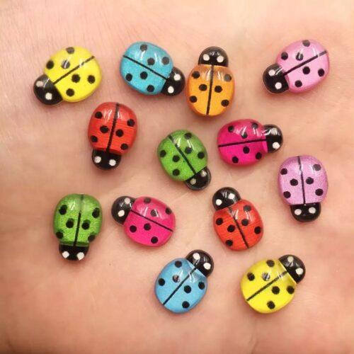 Beetle charms for slime