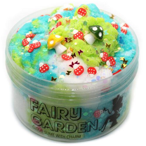 Fairy garden cloud slime