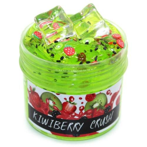 Kiwiberry Crush clear slime