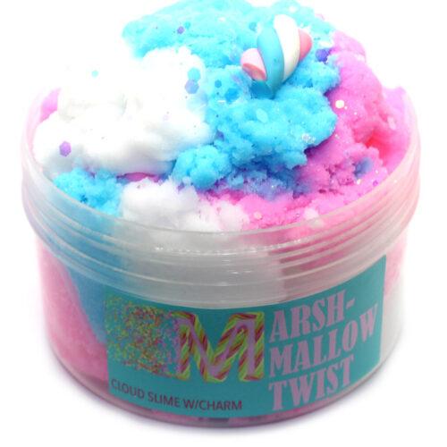 Marshmallow Twist Cloud Slime