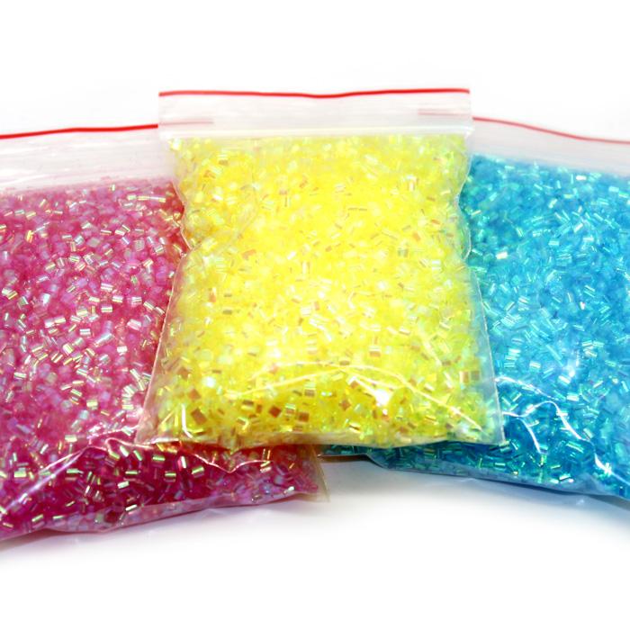 Iridescent Bingsu Beads