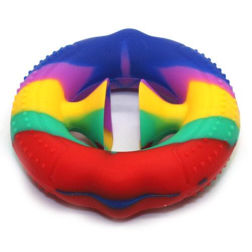 Snapper fidget toy